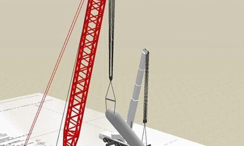 3D Lift Plan Publisher